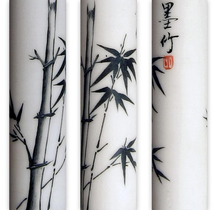 Particolari disegno Bambu
