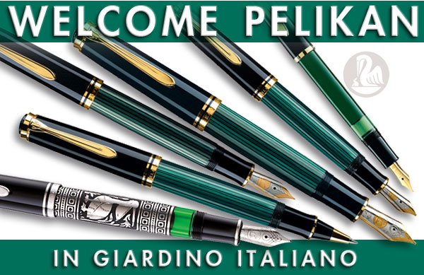 Welcome Pelikan