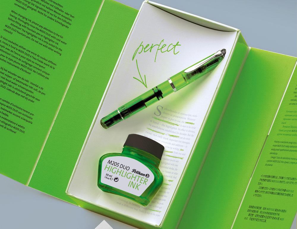 Packaging Pelikan 205 Duo