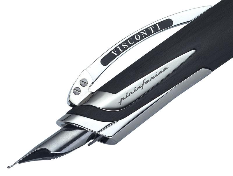 Penna stilografica pennino