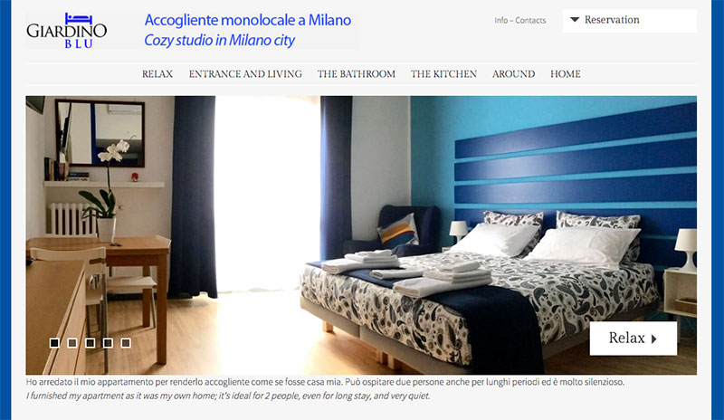 Giardino Blu Milano