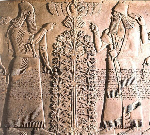 Tree of Life in Mesopotamia