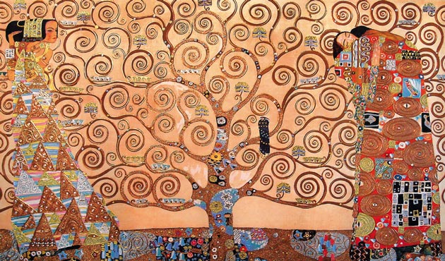 Tree of Life - Klimt